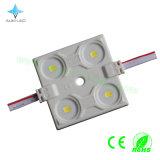 Publicidad del módulo de la inyección del uso 1.44W SMD2835 LED para las cartas de canal