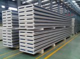 冷蔵室Wall Panelsのための絶縁体のSandwich Floor Panel Price PU Sandwich Panels