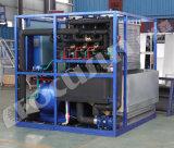 Neue hoch entwickelte Energien-Einsparung-Platten-Eis-Maschine