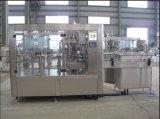 Завод машины завалки нового напитка сока горячий