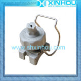 Phosphatage du bec de bride de jet d'eau de pièces en métal
