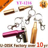 걸출한 선물 적포도주 병 USB 섬광 드라이브 (YT-1216-02L)