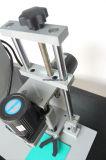 Máquina que capsula funcionada fácil de la botella plástica manual