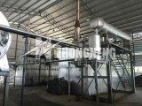 Het Systeem van de VacuümDistillatie van de Olie van de Motor van het Afval van de hoge Efficiency