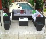 アルミニウム藤の家具の庭の家具の屋外の家具