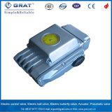 Abrir rápida accionador de control eléctrico