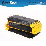 17mm Kanal-zusammenklappbarer Fußboden-Kabel-Schutz