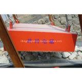 Постоянный тип машина магнитного сепаратора минируя для транспортера