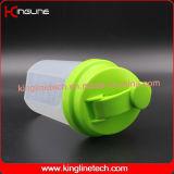 500ml BPA livram o frasco plástico do abanador da proteína com filtro (KL-7012B)