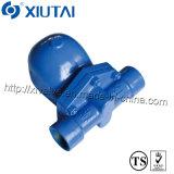 Purgeur de vapeur de flotteur de bille d'acier de moulage FT14 (DN40-DN50)