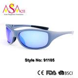 Óculos de sol polarizados esporte da promoção com certificação do CE (91105)