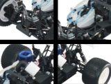 Gaz du véhicule 1/8 de Hsp RC sur l'engine 940761 du véhicule 26cc de route