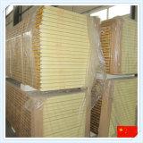 De China el panel de emparedado rígido incombustible del poliuretano mejor