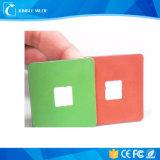 Etiqueta engomada impresa precio barato de encargo de la etiqueta de Ntag 213 de la antena de la talla RFID NFC de la dimensión de una variable