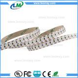luz de tira amarilla de Epistar SMD3014 LED del alto brillo 24W