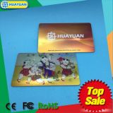 IDENTIFICATION RF Card Metallic Pearl Card Price de 13.56MHz Perso MIFARE Classic 4K