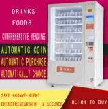 Frutta fresca di alta qualità e distributori automatici del latte con Ce