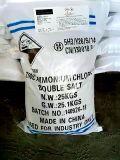 Polvere bianca 45/55% del grado di industria; 55/45%; 75/25% di cloruro di ammonio dello zinco