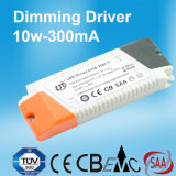 10W 300mA Dimmable LED Stromversorgung mit Cer RoHS