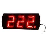 """cuenta descendiente Semi-Al aire libre de 5 """" 3 días de los dígitos LED y temporizador ascendente"""