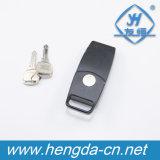 Meubles d'acier au chrome Corrosion-Résistant au Hasp en alliage de zinc pour le Cabinet (YH9000)