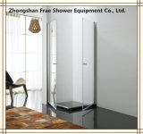 2つのピボットシャワーのドア/シャワー室