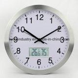 Aluminio Reloj