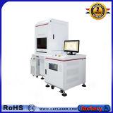 Machine de découpage précise UV en céramique matérielle molle de laser du saphir FPC de PVC