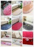 Alfombras y alfombras rayadas, alfombra de seda 1200d para el salón