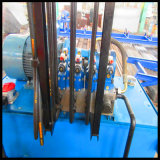 Bloco automático da máquina do tijolo que faz a máquina