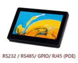An der Wand befestigter Tablette PC des Poe-androider Bildschirm-/Poe