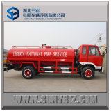 Dongfeng 10000L High Pressure Fire Fighting Water Truck
