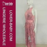 نساء [بوهو] فصل صيف [مإكسي] عرضيّ [سون] ثياب ([ل51290])