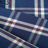 ワイシャツまたは服Rls40-29poのための100%年の綿ポプリンの編まれたヤーンによって染められるファブリック