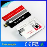 2015 Top Selling Business Card USB Flash Drive