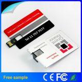 SpitzenverkaufenVisitenkarte 2015 USB-Blinken-Laufwerk