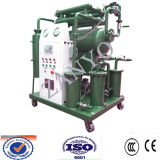 Power Station를 위한 진공 Insulating Oil Filtration Machine