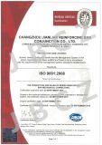 Acoplador do parafuso do parafuso do padrão do ISO 9001 da tala BS4449 da barra