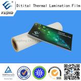 Appiccicosi eccellenti preincollano la pellicola di laminazione per stampa di Digitahi (35mic)