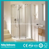 A cabine do chuveiro com portas deslizantes pode ser aberta de 2 lados (SE309N)