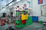 o copo de café de borracha horizontal do silicone 400t cobre a maquinaria do molde feita em China