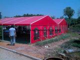 Tela incatramata rivestita di stampa del PVC della tenda della tela incatramata del coperchio del camion (1000dx1000d 18X18 510g)