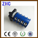 0-1-2-3 4 positions 220V Industrial Universal Panel Selector Changover Cam Rotary Switch