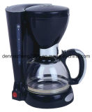 Drip elettrico Coffee Maker, 8-Cup Programmable Switch Coffeemaker Machine con Glass Carafe