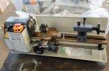 Машина верстачно-токарный станка механического инструмента миниая переменной скорости