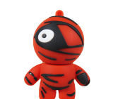 Movimentação vermelha do polegar da vara da memória da boneca da movimentação da pena da mamã da movimentação 32GB 16GB 4GB do flash do USB