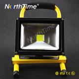 Nachladbare LED-Flut-Licht-Emergency Lampe mit CREE LED