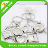 Promotion especial Metal Keychain con Heart (SLF-MK003)