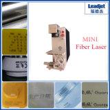 Портативная машина маркировки лазера волокна отметки 10With20With30W лазера