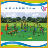 Ausgezeichnete Qualitätssichere Kind-im FreienTrainings-Unterhaltungs-Spielplatz (A-15180)